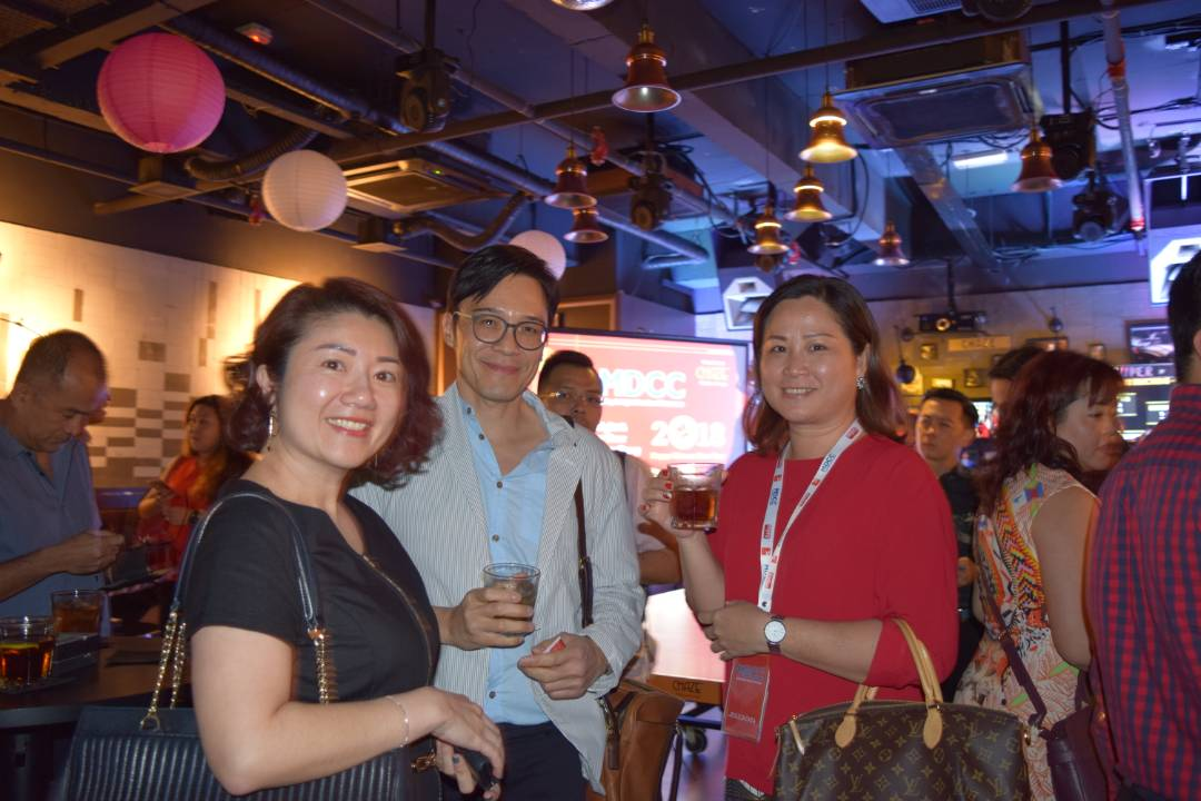 MDCC Industry Insight & Chinese New Year Networking Lou Sang | 6th February 2018