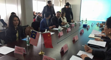 MDCC MOU Signing with China International Chamber of Commerce for the Private Sector (CICCPS), Chairman of the board, Jack Ma. | 10th November 2016