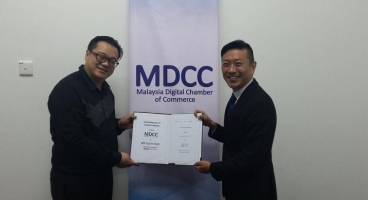 JAPANESE COMPANY LOGISTIC SIGN MOU WITH #MDCC! | 22 SEP 2016