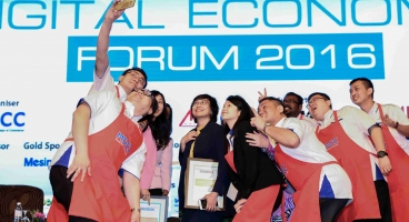 Digital Economy Forum 2016 | 21 NOV 2016
